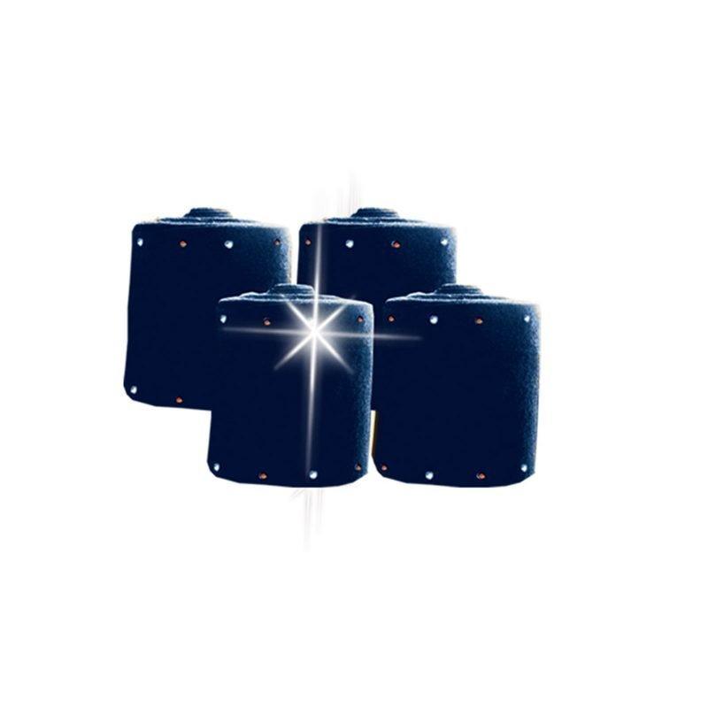 AIKO Deluxe Crystal pintelit 4kpl