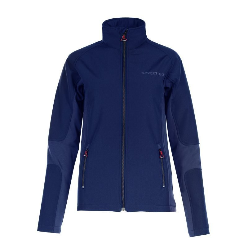B Vertigo Gordon softshell & fleece takki unisex malli