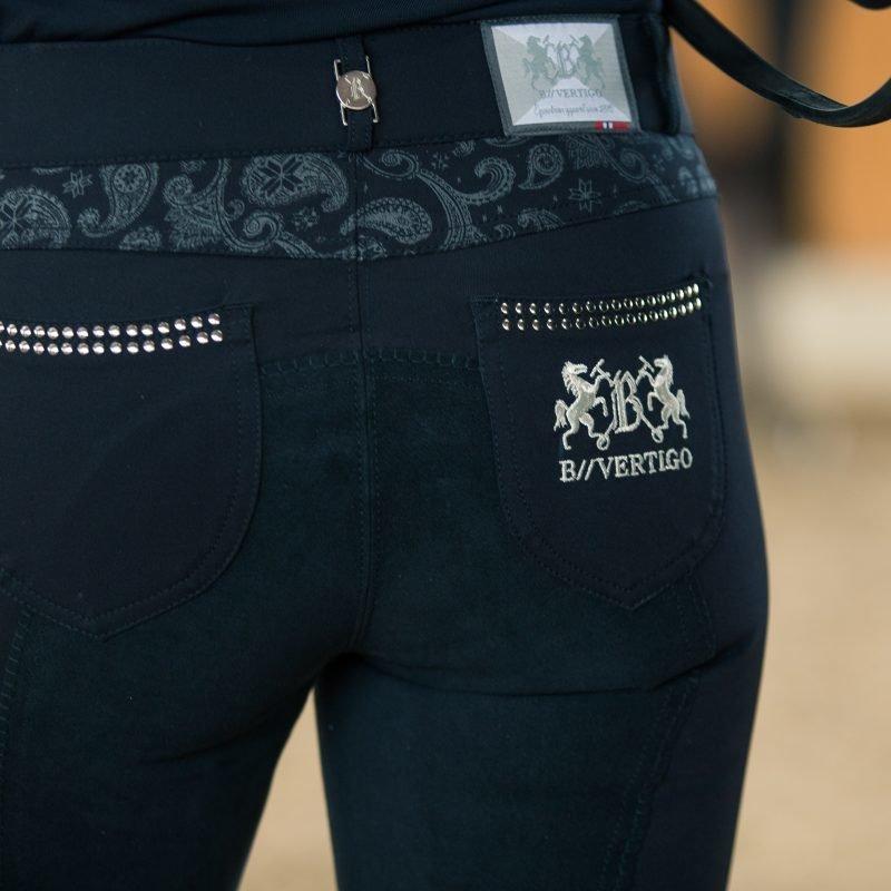 B Vertigo Kimberley naisten kokopaikkaiset ratsastushousut