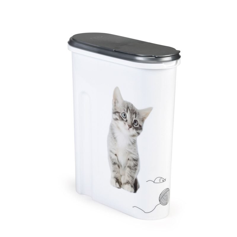 BeezTeez Curver kissanruoan säilytysastia 4
