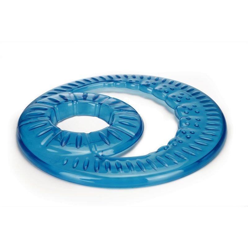 Beeztees Airbi muovinen frisbee sininen 25 cm