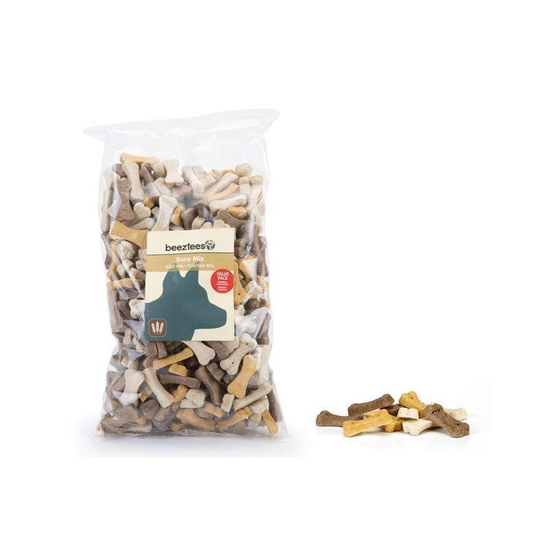 Beeztees Bone sekoitus säästöpakkaus 1400 g