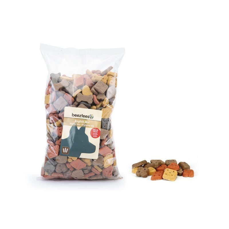Beeztees English Mix säästöpakkaus 1400 g