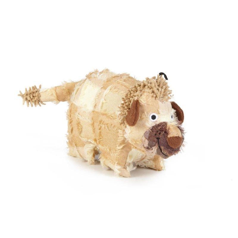 Beeztees Koiran pehmolelu Patchy