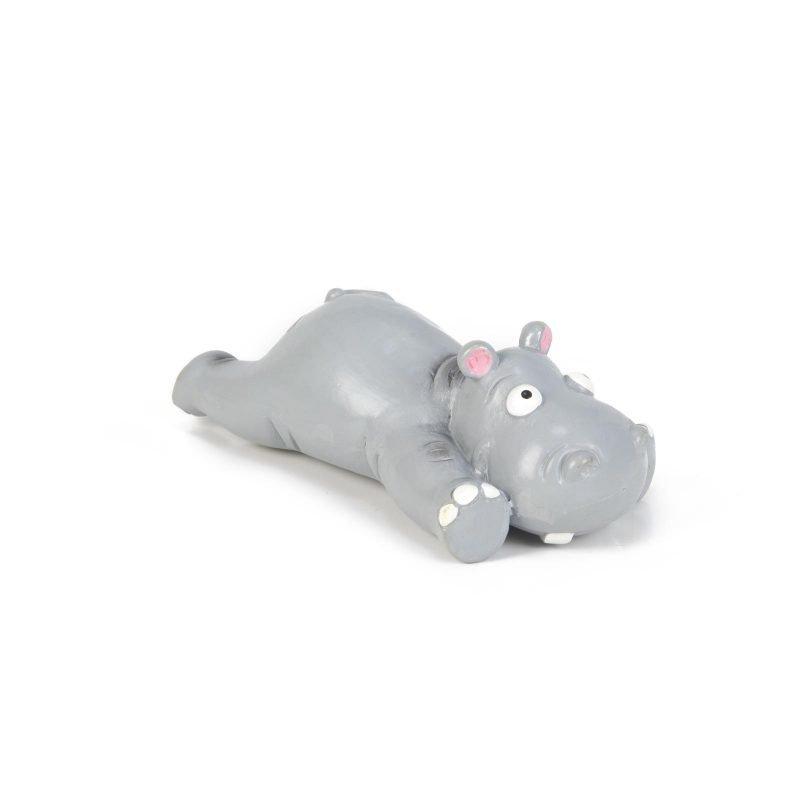 Beeztees Latex Koiran lelu Hippo