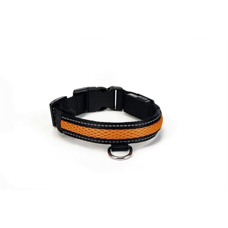 Beeztees Safety Gear Ruflo turvakaulapanta USB-liittimellä