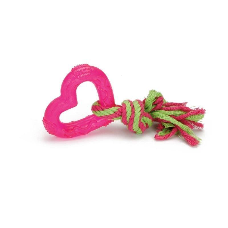Beeztees TPR Koiran lelu Love Heart