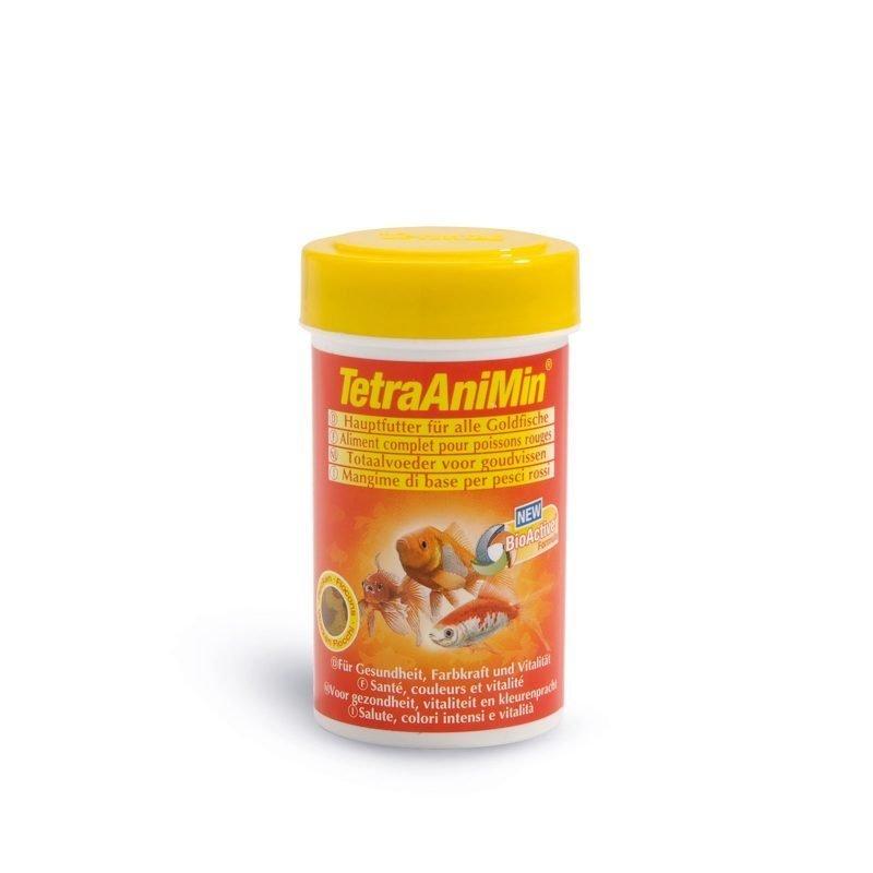 Beeztees TeTraAniMin kultakalanruoka 100 ml
