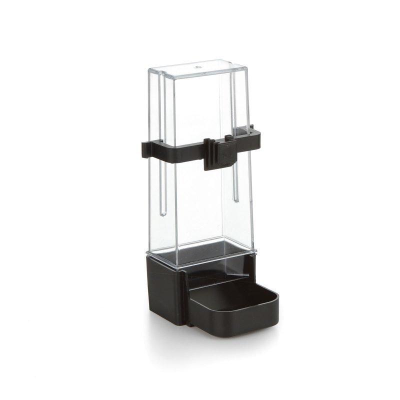 Beeztees muovinen ruoka- ja vesiautomaatti pienille papukaijoille