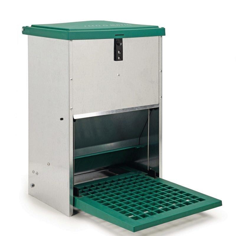 Beeztees siipikarjan ruokinta-automaatti 12 kg