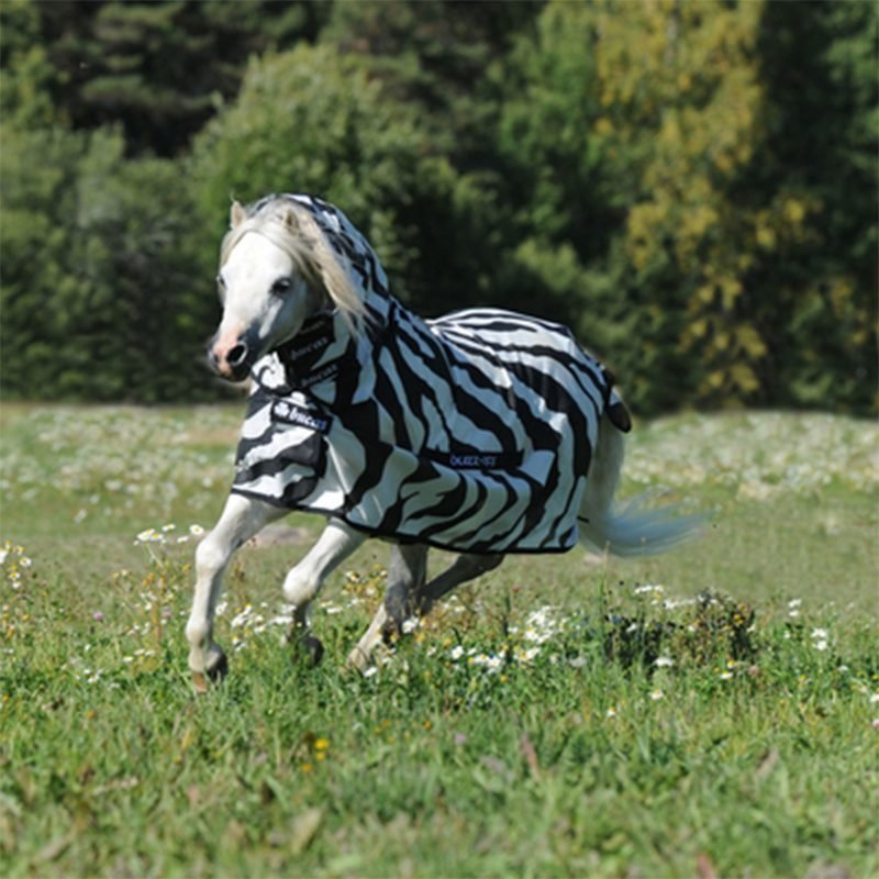 Bucas Buzz-Off Zebra poniloimi