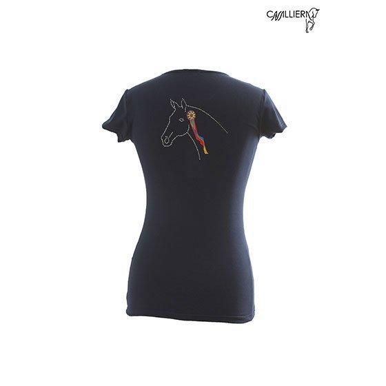 Cavalliera CHAMPION naisellinen lyhythihainen paita