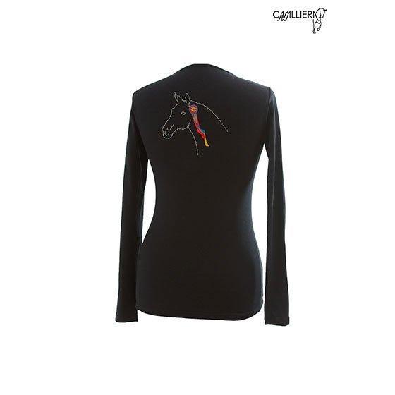 Cavalliera CHAMPION naisellinen pitkähihainen paita