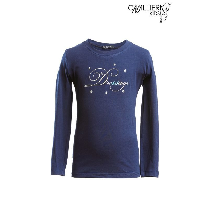 Cavalliera Kids DRESSAGE KIDS pitkähihainen paita