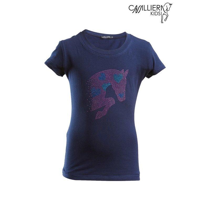 Cavalliera Kids SWEETY lyhythihainen paita