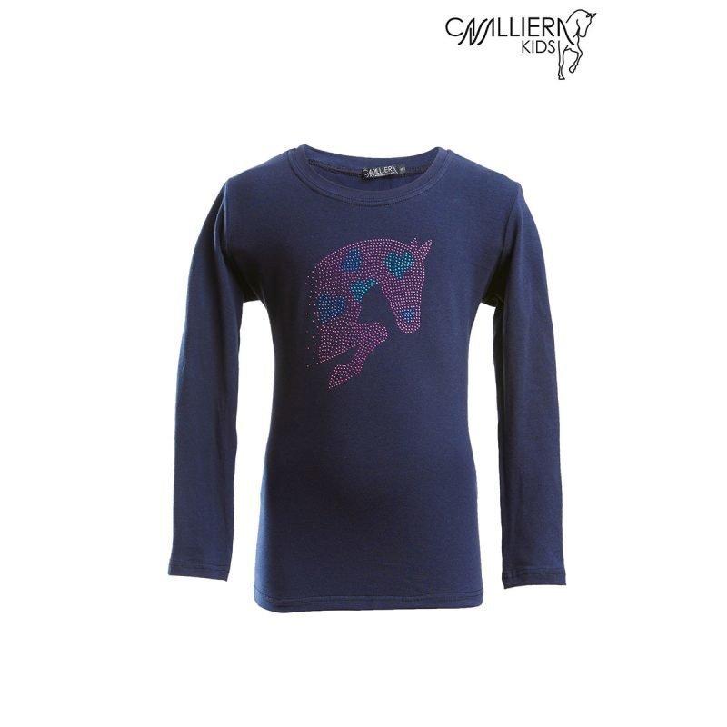 Cavalliera Kids SWEETY pitkähihainen paita