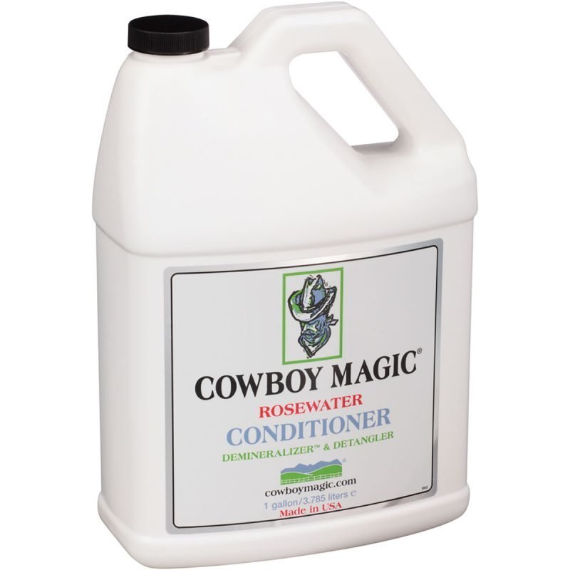 Cowboy Macig Rosewater Conditioner 3785 mL