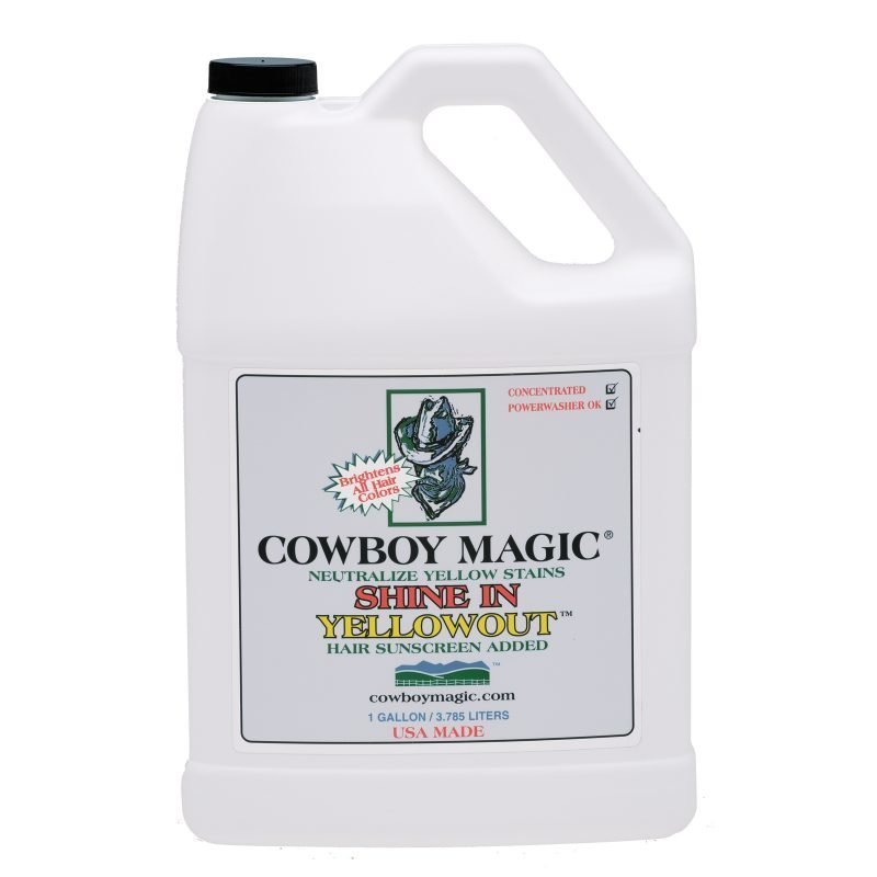 Cowboy Magic Shine In Yellowout™ Shampoo 3785 mL