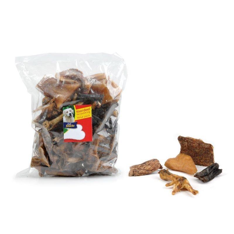DeliSnacks lihasekoitus säästöpakkaus 1kg