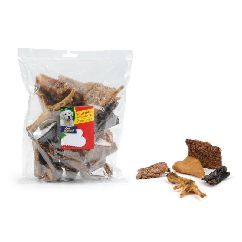 DeliSnacks lihasekoitus säästöpakkaus 500g