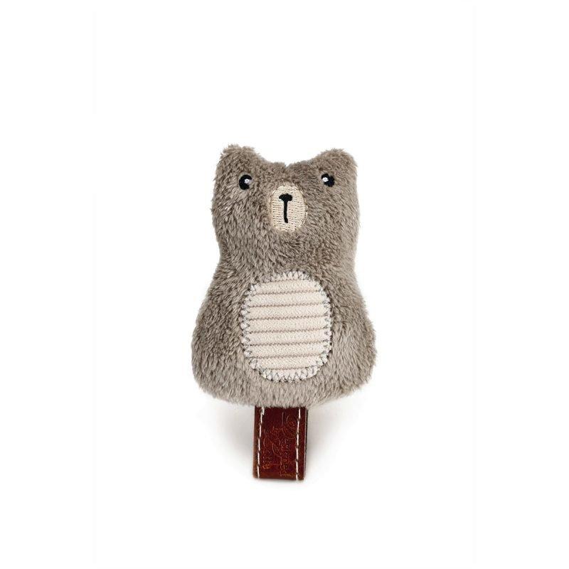 Designed by Lotte Borro plyysi kissanlelu