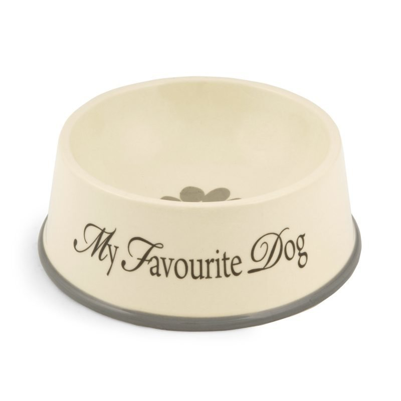 Designed by Lotte My Favorite Dog melamiini päivällissetti