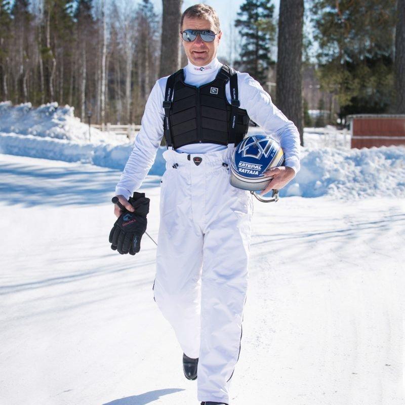 Finn-Tack-kilpahousut talvi