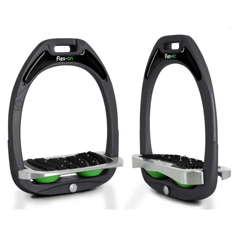 Flex-On Green komposiittijalustimet Ultra-Grip