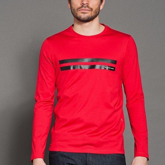 GPA Flipper miesten pitkähihainen t-paita