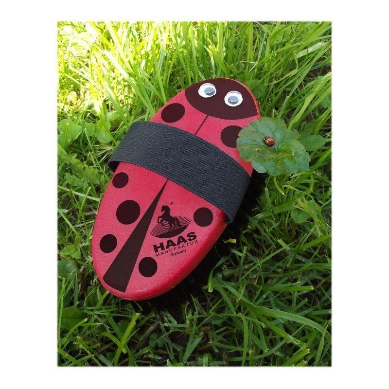 Haas Ladybug lasten harja