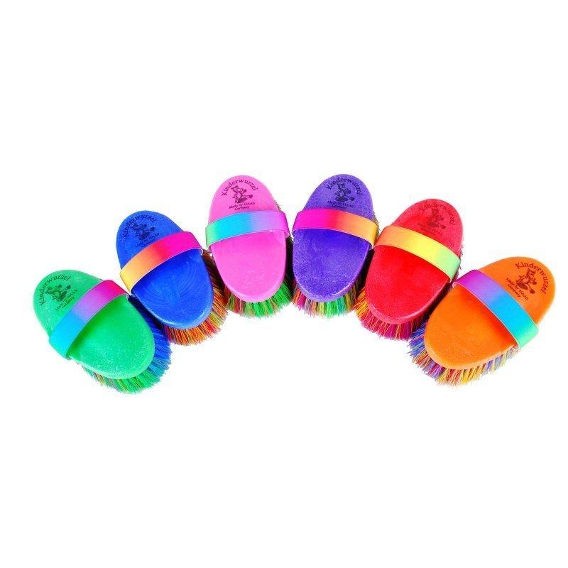 Haas Rainbow lasten harja