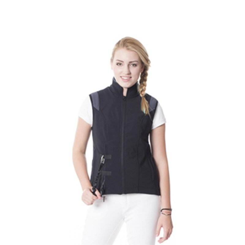 Helite AIRSHELL Equestrian Gilet kanssa Airbag