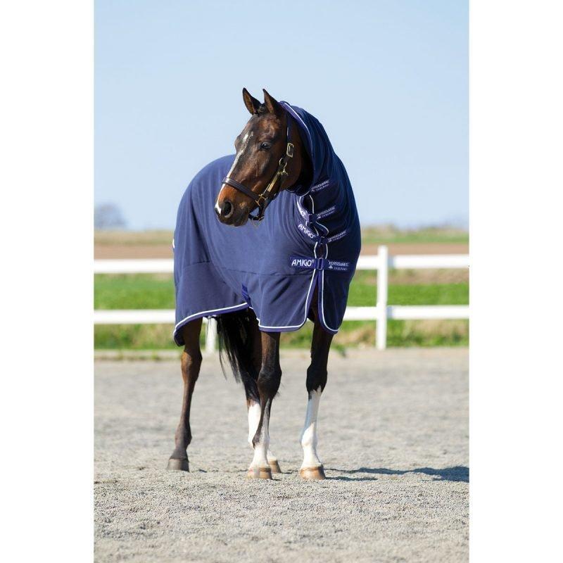 Horseware Amigo All in 1 fleeceloimi