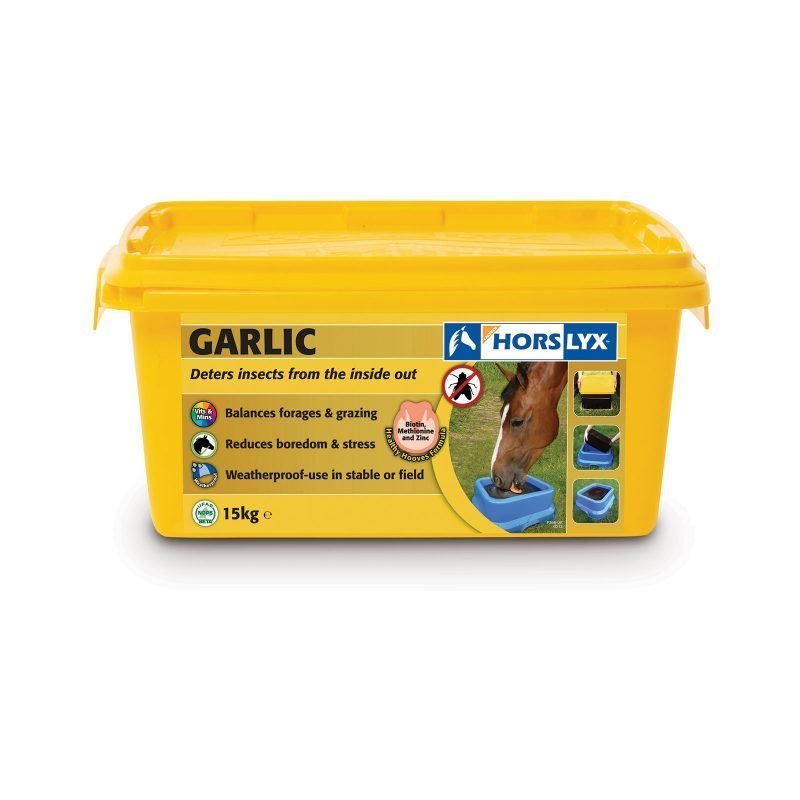 Horslyx Garlic 15kg