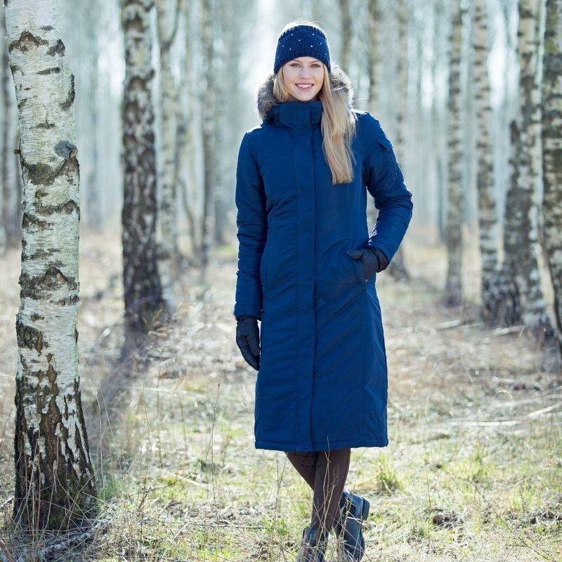 Horze Crescendo Harlow naisten pitkä takki