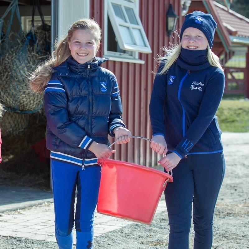 Horze Kids & Ponies Jen lasten kokopaikkaiset ratsastushousut