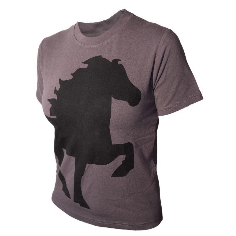 Karlslund T-paita hevonen