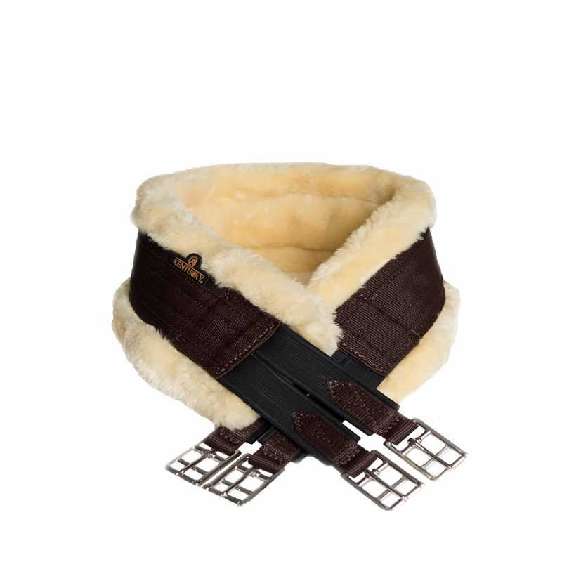 Kentucky Sheepskin satulavyö
