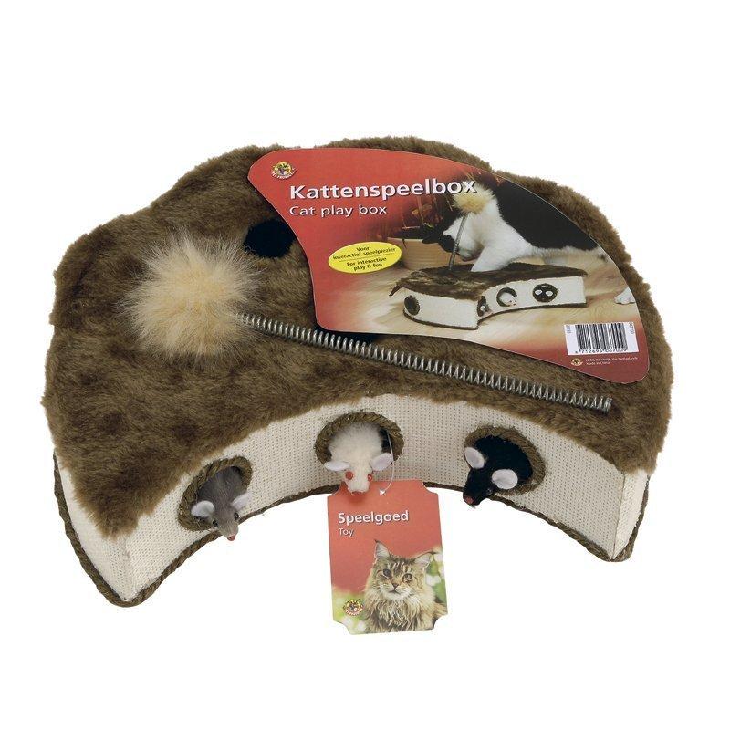 Kissan lelulaatikko hiiret 32 x 18