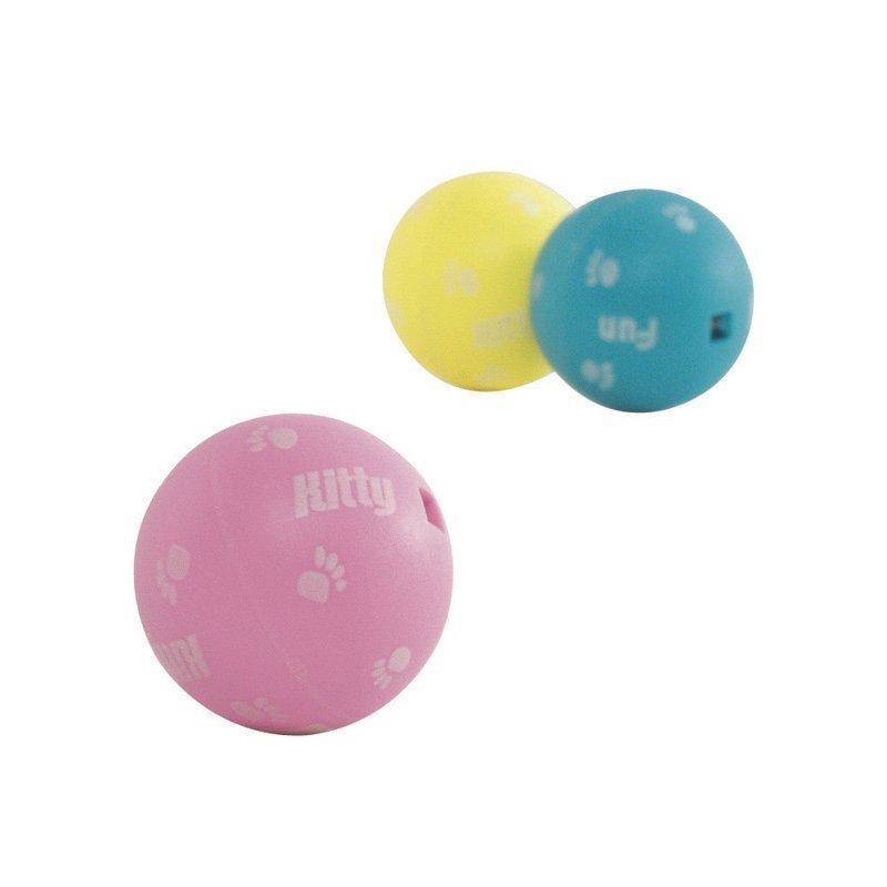 Kitty Crazy pallo värilajitelma 5.5  cm