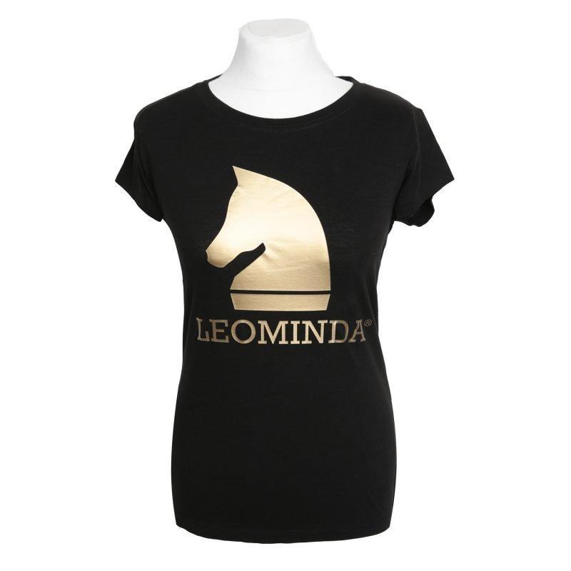 Leominda T-paita gold