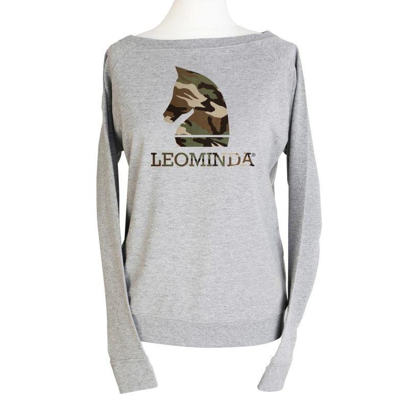 Leominda pitkähihainen paita CAMOUFLAGE