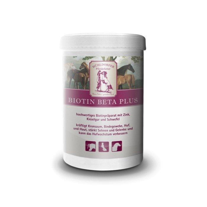 Mühldorfer Biotin Beta Plus biotiinivalmiste 3 kg