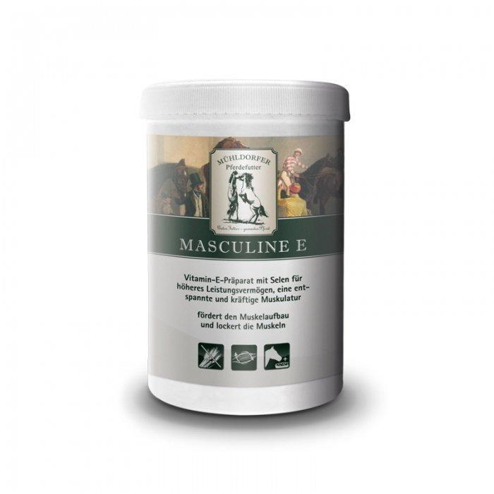 Mühldorfer Masculine E E-vitamiini-seleenivalmiste 3 kg
