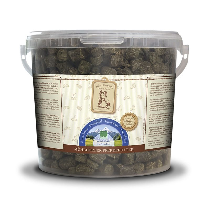 Mühldorfer Organic-Bronchial makupalat 3 kg