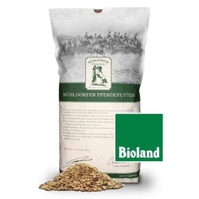 Mühldorfer Organic-Mash and Herbs yrttejä sisältävä luomurehu 15 kg