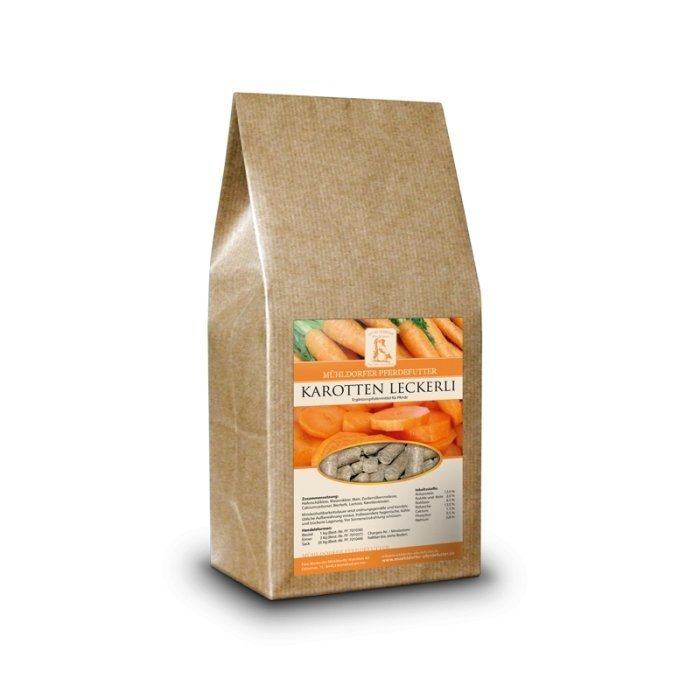 Mühldorfer Porkkana makupalat 10 kg