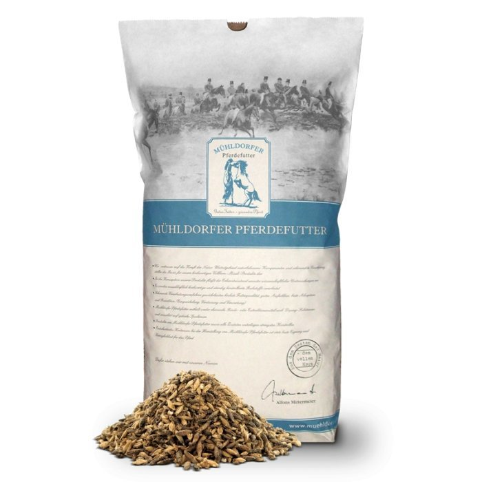 Mühldorfer Scottish Mash & Herbs yrttejä sisältävä mash-rehu 15 kg