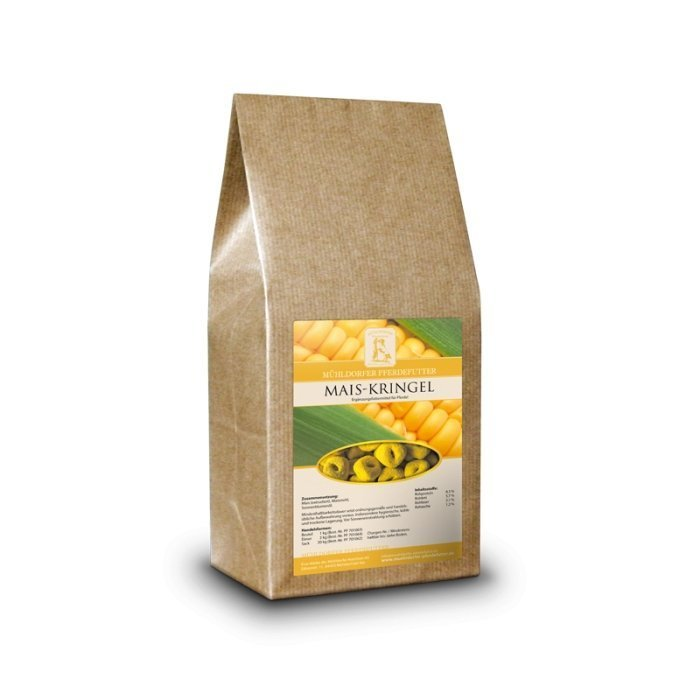 Mühldorfer maissirenkaat 8 kg