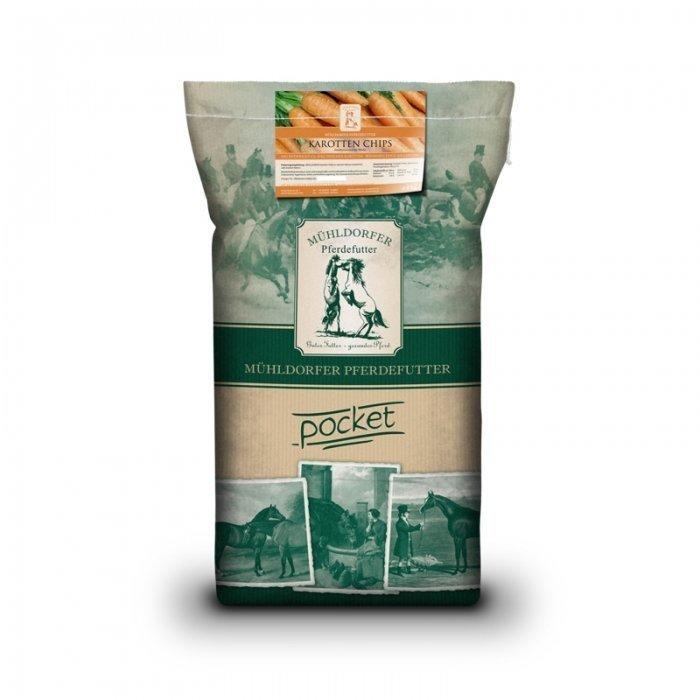 Mühldorfer porkkanalastut 8 kg